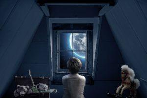 Insomnio Infantil. Pixabay